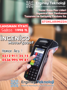İngenico Move 500 F