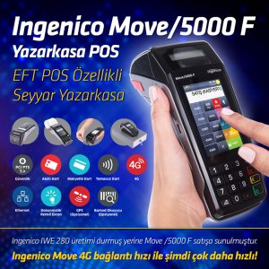 İngenico Move 5000 F